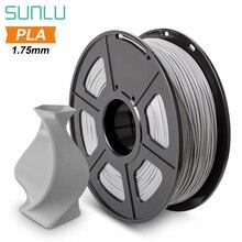 SUNLU 1.75mm PLA/PLA Plus 3D ekstruder Filament 1KG cilt makaralı plastik Filament FDM yazıcı için 3D kalemler tolerans +/ 0.02mm