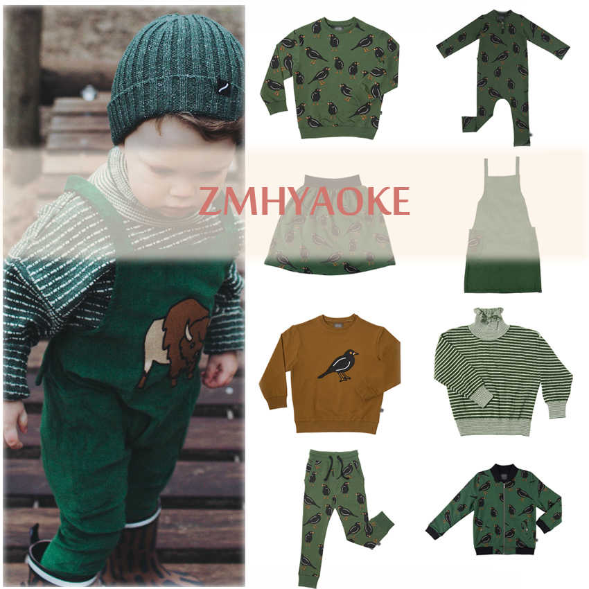 Presale ZMHYAOKE-Carli Girls Outfits Thanksgiving Toddler Girl Clothes My First Christmas Boy Clothes Tops Girls Winter Outfits