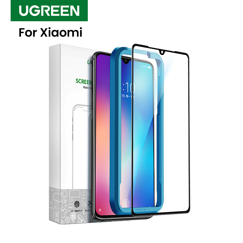 Ugreen For Redmi Note 7 Protective Glass For Xiaomi Redmi Note 7 Pro Tempered Glass For Xiaomi Mi 9 8 SE Lite Screen Protector