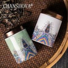 Chanshova портативная китайская Ретро фарфоровая маленькая чайная