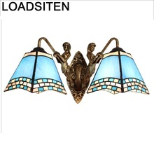 Iluminación De mesa De vestir De Arandela, aplique De lámpara Vintage, lámpara De Pared De Interior para luminaria De hogar, luz De Pared De dormitorio