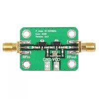 30 módulo do amplificador de banda larga do rf do ganho de 4000 mhz 40db para o hf de fm vhf/uhf 50 ubs|Chips para amplificador operacional|Eletrônicos -