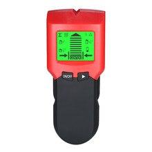 KKmoon wzmocnień w ścianie wykrywacz metali Stud Finder LCD cyfrowe drewno szpilki szukaj kabel skaner drutu na żywo ostrzeżenie ściana Metal Decector