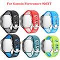 Силиконовый ремешок JKER для наручных часов Garmin Forerunner 920XT, браслет для бега, плавания, велоспорта, тренировок, спортивные часы