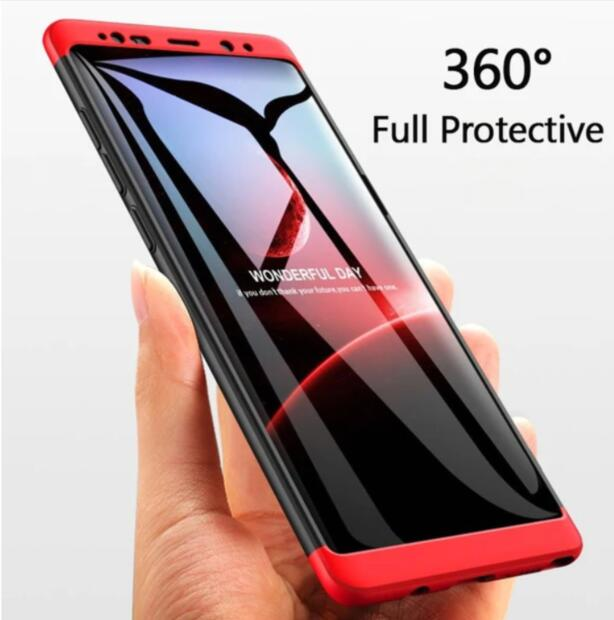 for Samsung galaxy S10 plus Case 360 All-inclusive 3 in 1 Hard PC Matte Back Cover for Samsung galaxy S10 plus coque Funda(China)