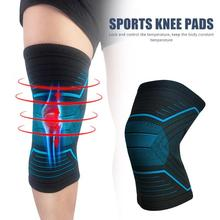 Gym Sport Basketball Equipment Running Trainning Knee Leg Protector Support for Running, Basketball, Volleyball, Football