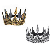 Game of Thrones Silver Gold King Queen Crown Prince Princess