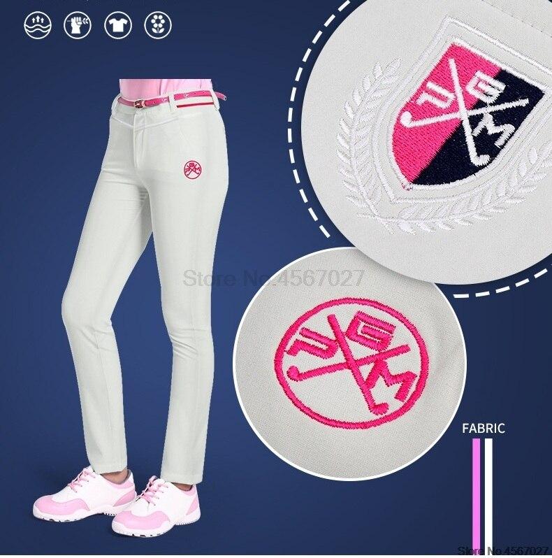 Pgm calças de golfe calças de golfe