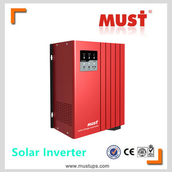цена на Off grid solar inverter with MPPT and charger 300W-500W