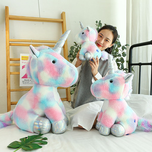 2020 New Unicorn Plush Toys Co