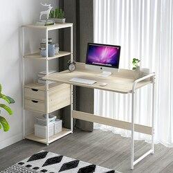 Sederhana Meja, Rak Buku, Meja Komputer, Sederhana Modern Meja dengan Rak Buku, Meja Kerja, Meja Kerja rumah Tangga Meja Meja Siswa