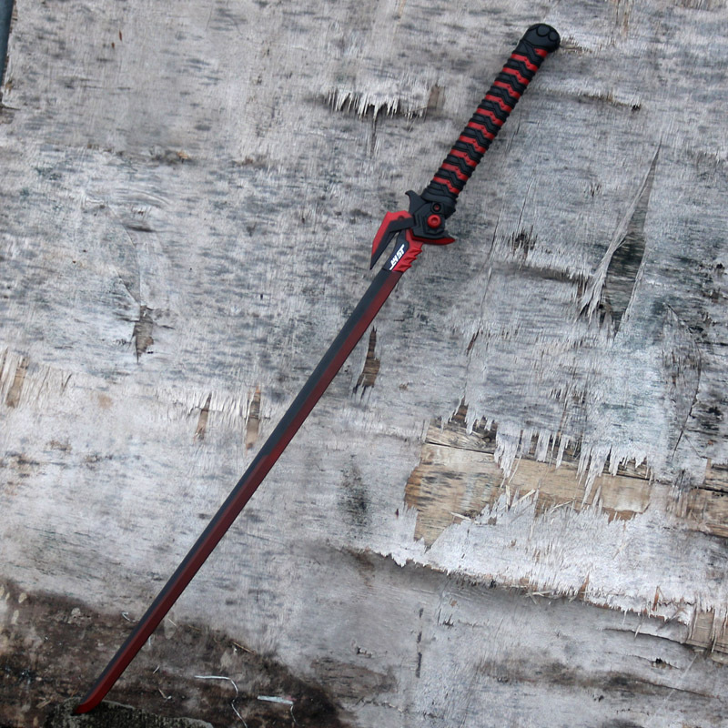 Arma de espada de espuma do plutônio