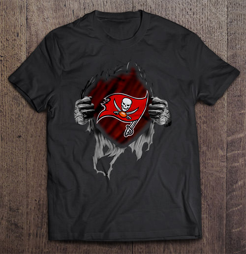 Tampa Streetwear Harajuku Bay 100%Cotton Men'S Tshirt Buccaneers Tshirts