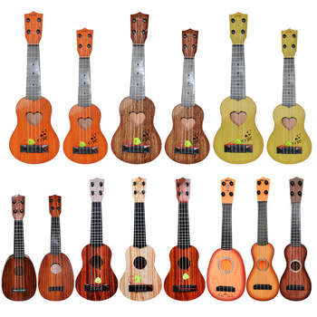 new Beginner children guitar Ukulele Educational Musical Instrument Toy For Kids interesting toys Gift Children's gift new beginner children guitar ukulele educational musical instrument toy for kids interesting toys gift children s gift
