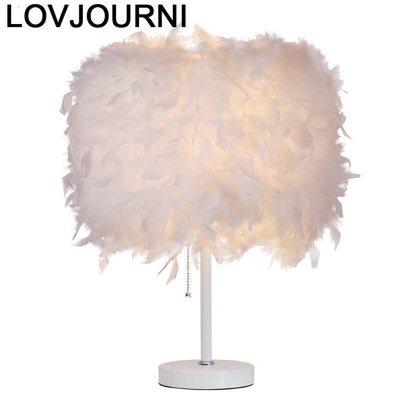 Candeeiro de mesa de cabeceira para o quarto lâmpada de cabeceira candeeiro de mesa