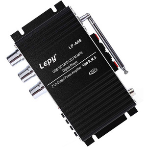 LP-A68 Car Amplifier 12V HiFi