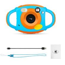 Kids Digital Camera Anti-Drop Children Video Camcorder Playback TV Output OD889