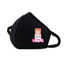 Anime  Himouto! Umaru-chan Mouth Face Mask Dustproof Breathable Facial Protective Cute Unisex Cartoon Mouth Cover Masks