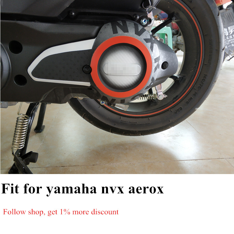 Modified Motorcycle nvx aerox plastic Engine Cover Guard Pad Protector FOR YAMAHA NVX NVX155 125 AEROX155 L155 GDR155
