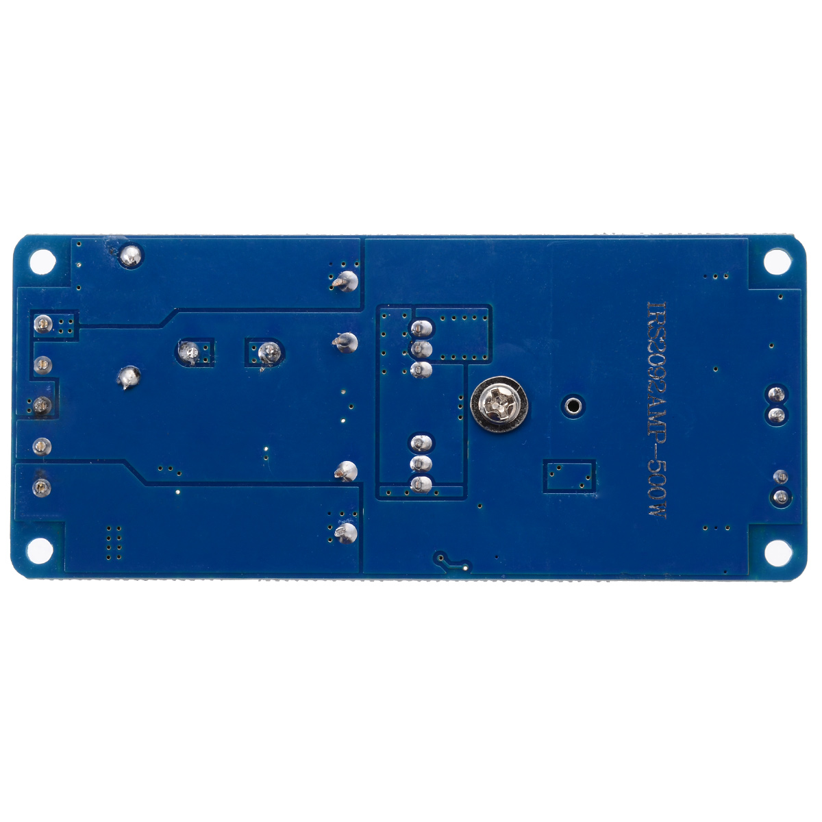 Image 5 - New IRS2092S Mono Channel Digital Amplifier Module 20Hz 20KHz Class D HIFI Power Amp Board With Fan 500W-in Amplifier from Consumer Electronics