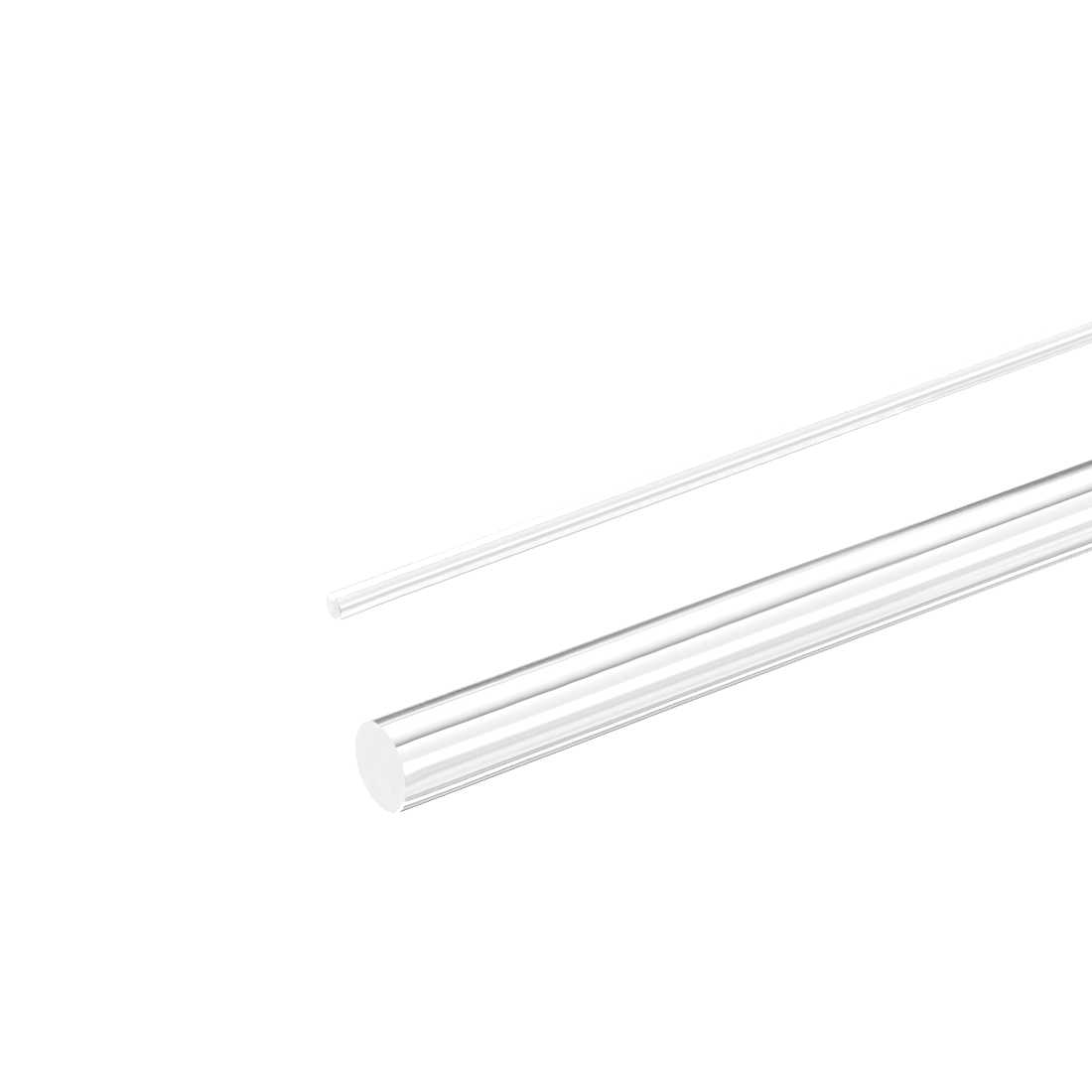 Od5x1000mm Acrylic Rods Clear Stick Home Improvement Towel