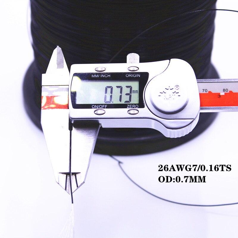 Купить высокотемпературный ультратонкий электронный провод 26awg 28awg