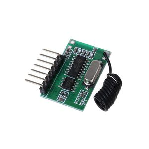 Image 4 - AK 06C Wireless Wide Voltage Coding Transmitter Decoding Receiver 4 Channel Output Module for 315/433Mhz Remote Control