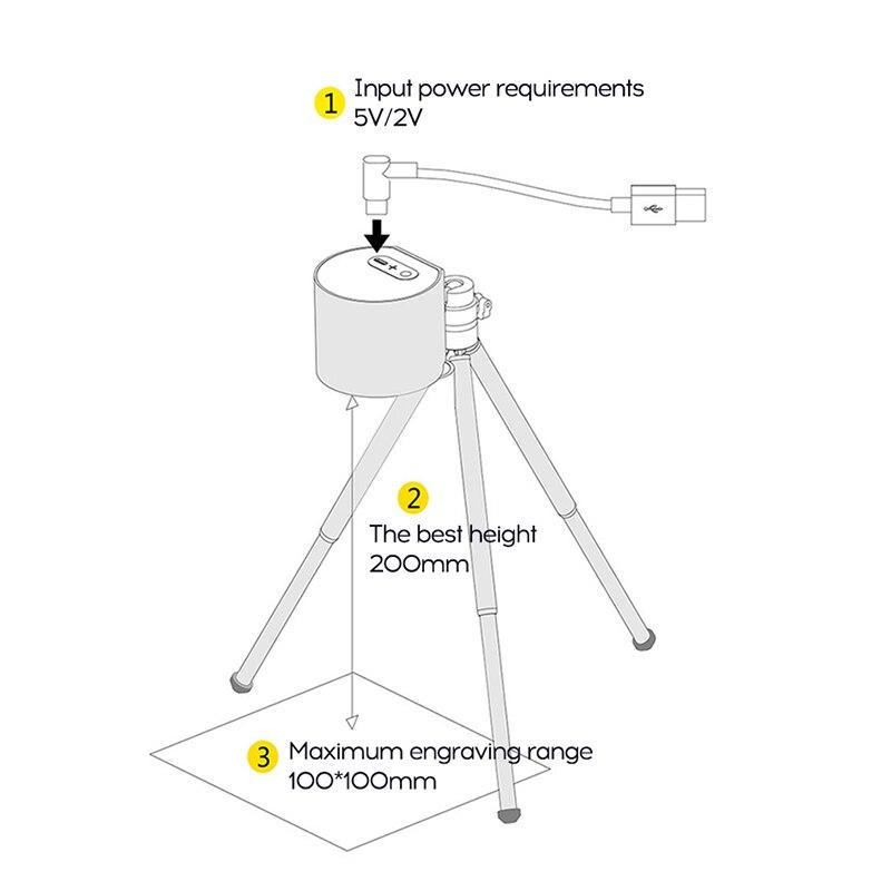 Portable Mini Laser engraver (25)