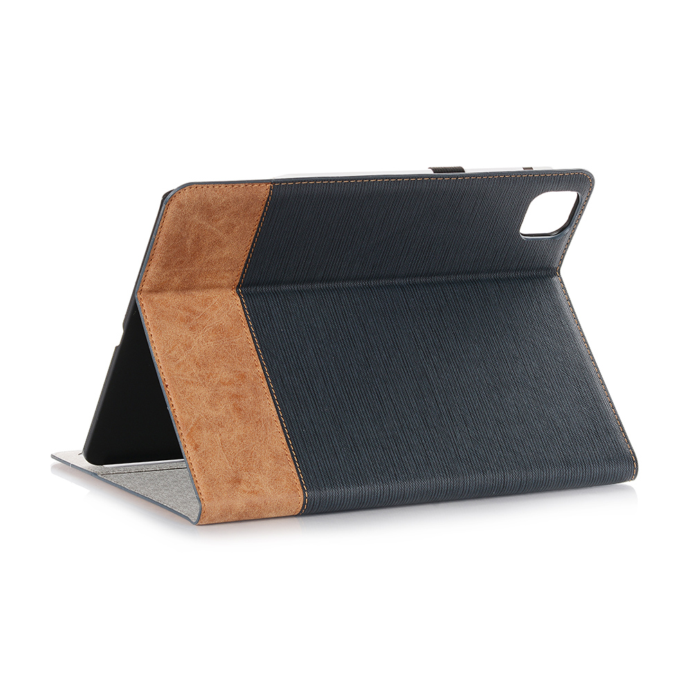 For iPad Pro 12 9 Case 2020 Brown PU Series Business Tablet Back Cover For iPad