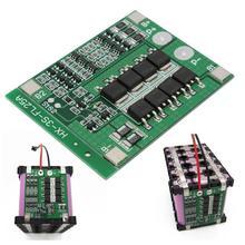 Stick modul 3S 25A Li-Ion 18650 BMS PCM Batterie Schutz Bord 12,6 V Balance Batterie Zelle Pack Kurzschluss schutzhülle