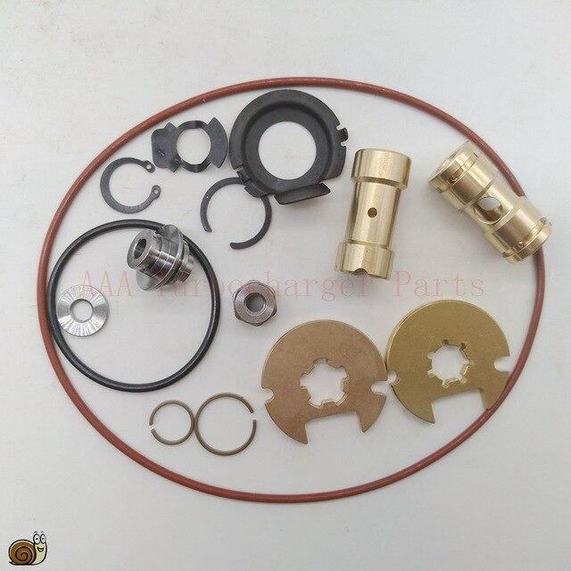 طقم تصليح/إعادة بناء توربيني K04 K03 ، 2 حامل مجلة مناسب لجميع أنواع K03 & K04 قطع غيار توربينية AAA