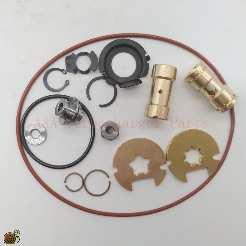 K04 K03 комплекты для ремонта/восстановления турбо, 2 подшипника для журнала, подходит для большинства типов турбонагнетателей K03 и K04, запчасти...
