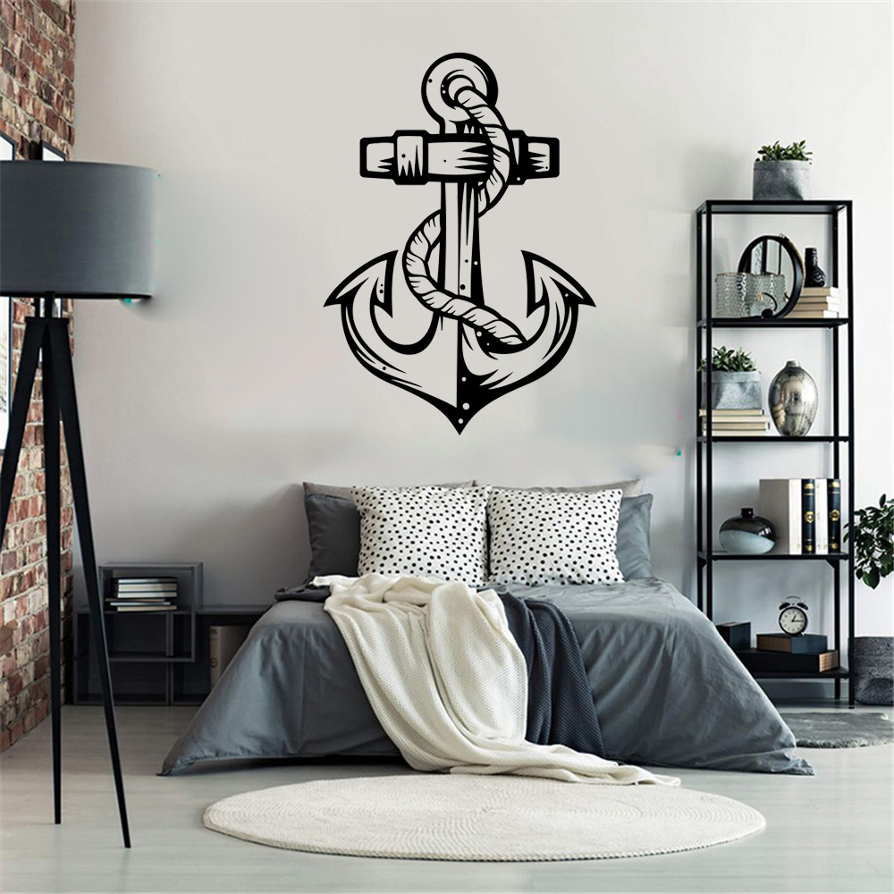 Beautiful Design Fish Wall Decal Marine Fish Vinyl Sea Animals Art Wall Stickers Home Decoration Buy At The Price Of 8 79 In Aliexpress Com Imall Com