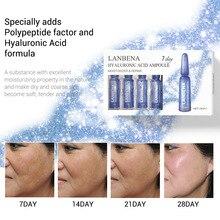 LANBENA  24K Gold Retinol Face Serum Hyaluronic Acid Vitamina C Anti-Aging Wrinkle Moisturizing Whitening Firming Acne Treatment
