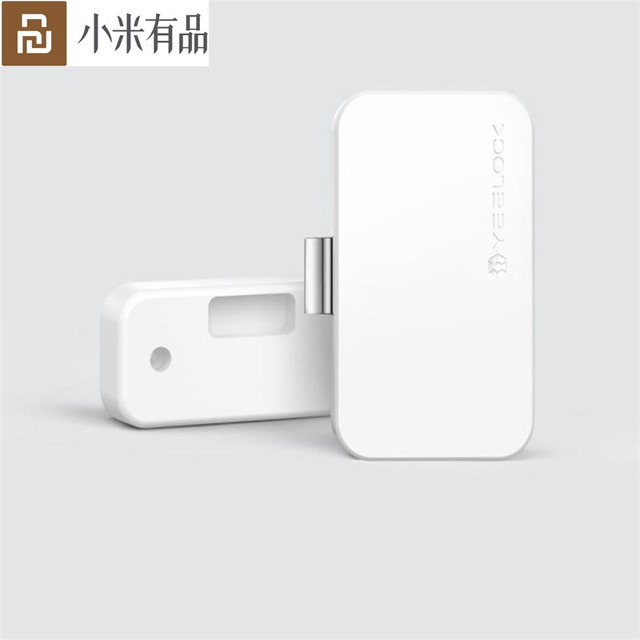 Youpin smart drawer cabinet switch lock Temporary electronic key Bluetooth unlock Anti Theft privacy Instal smart phone lo