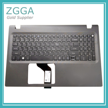Genuine New Palmrest With Keyboard Bezel For Acer Aspire E15 E5 522 532 552 572 573 574 Upper Case Laptop Replace Shell