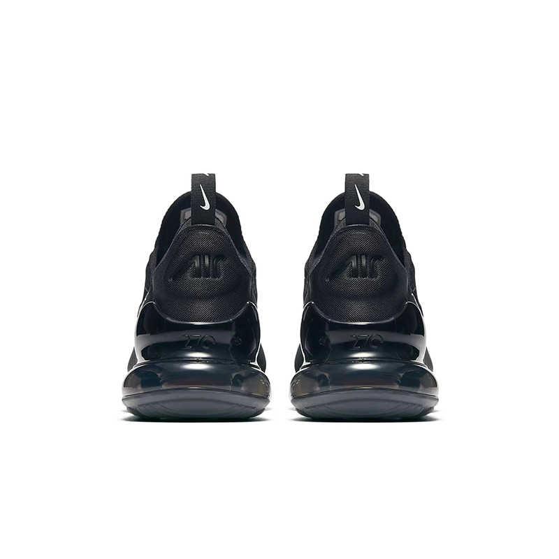 Nike AIR MAX 270 vrouwen Loopschoenen Zwart antislip slijtvaste Lichtgewicht Sport Sneakers AH6789-001