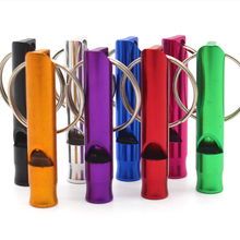 Pet Dog Training Whistle Command Puppy Ultrasonic Flute Stop Barking Sound Whistles