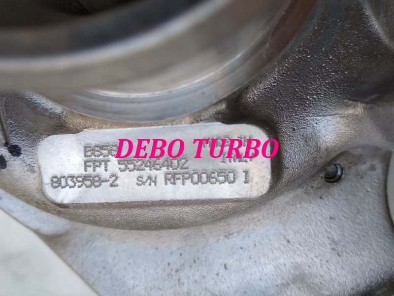 Turbocompresseur Alfa Romeo 159 939 Sport Wagon BRERA GIULIETTA 940 Spider 939 2.0 JTDM