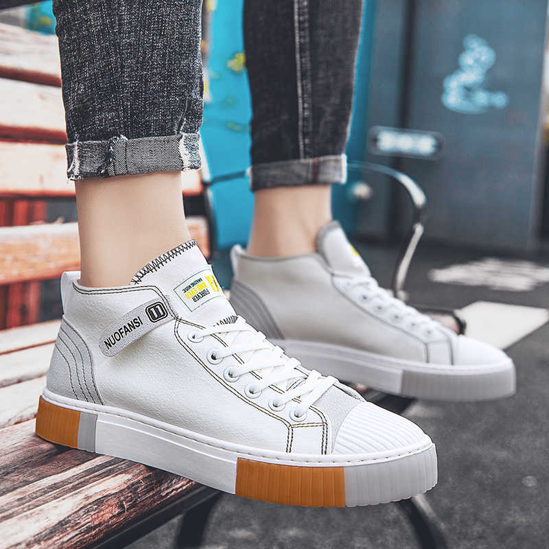 fashion for white sneakers mens casual