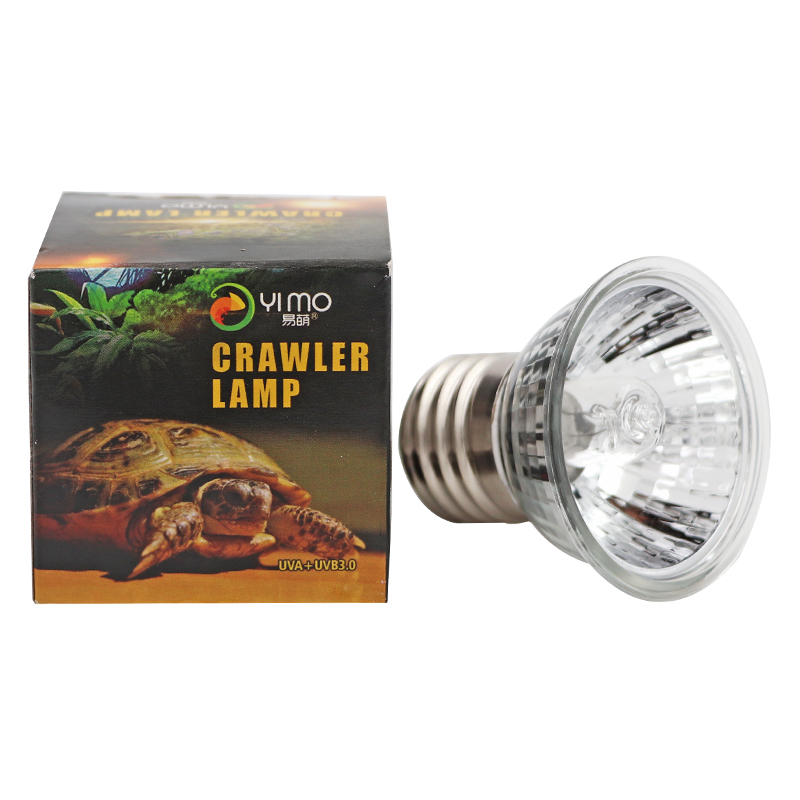 Image 5 - 25/50/75W Reptile Lamp Bulb Turtle Basking UV Light Bulbs Heating Lamp Amphibians Lizards Temperature Controller-in Habitat Lighting from Home & Garden