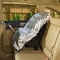 80x108 см автокресло детское сиденье солнцезащитный козырек для детей алюминиевая пленка Солнцезащитный УФ-протектор пылезащитный чехол