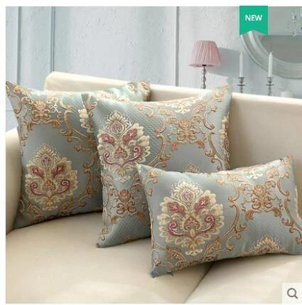 european pillowcase sofa pillow case living room large cushion cover large rectangular cushion cover