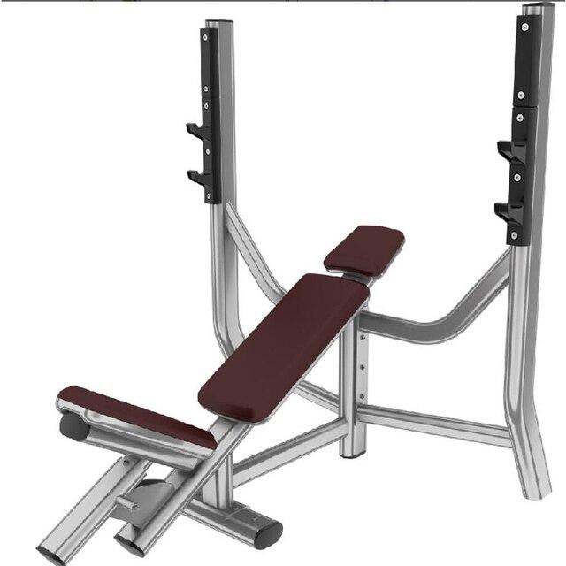 Banc de musculation professionnel haut de la poitrine push formateur poitrine muscle entraînement intérieur fitness équipement musculation pour gym chaud 1pc