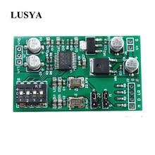 Lusya 24 Bit ADC veri toplama kartı 2.0 kanal AUX Analog ses I2S sol ve sağ hizalanmış dijital çıkış modülü F11-001