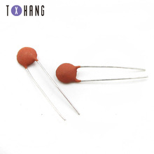 100PCS Ceramic Disc Capacitors 50V 561PF new