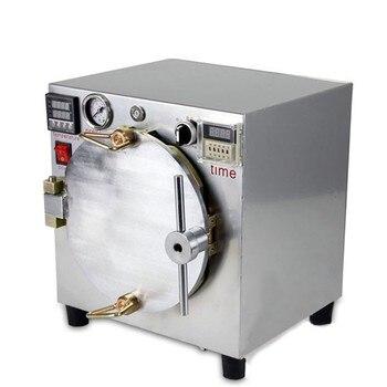 цены 220v/110v mini oca Autoclave bubble remover machine 500w auto air Autoclave bubble removing machine for LCD refurbishment