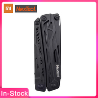 XIAOMI YOUPIN NEXTOOL 10 In1 Tools Multifunctional Tools Blade Folding Pliers Camping Hiking Cycling Portable Scissors Opener