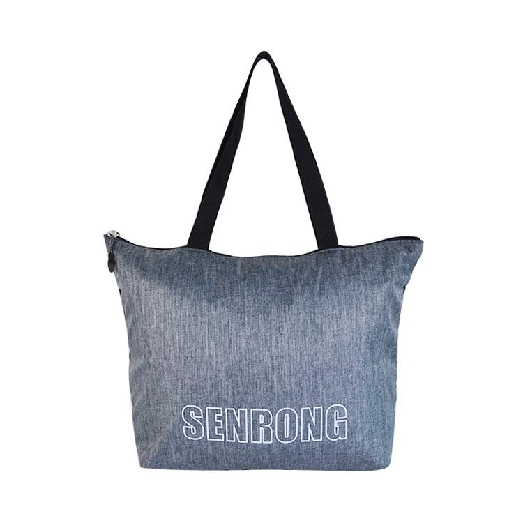 Cationic Low Elastic Oblique Outdoor Shoulder Bag Fashion Cross-body Handbag Oxford Waterproof Sports