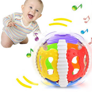 Educational Toys Rattles Mobile-Toy Funny Little-Loud Ball Bell Infant Intelligence